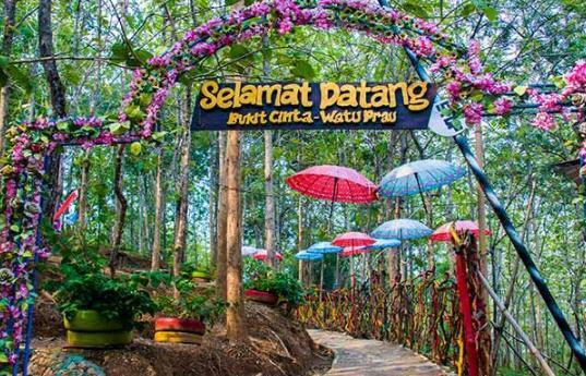 Tempat wisata di Klaten